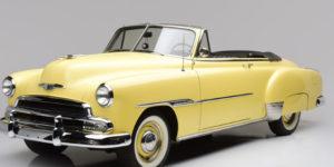 1951 Chevrolet Styleline Convertible