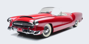 A 1954 Plymouth Concept Car to Look Out for in 2018