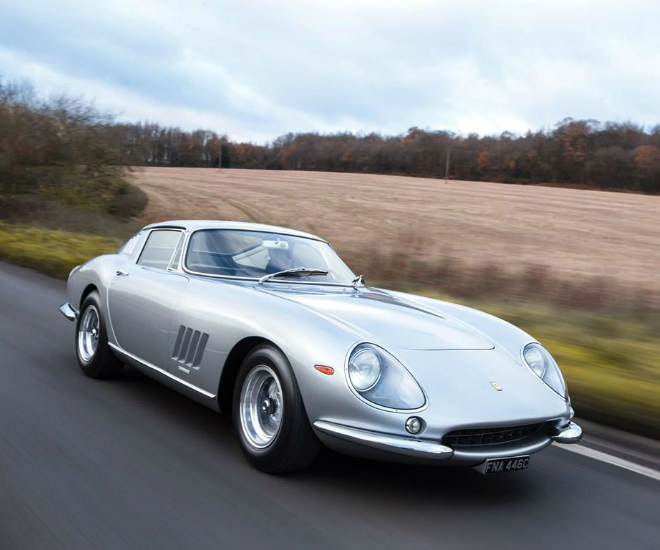 1965 Ferrari 275 GTB Alloy by Scaglietti on Auction