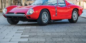Johnny Hallyday's 1965 Iso Grifo A3/C to Auction