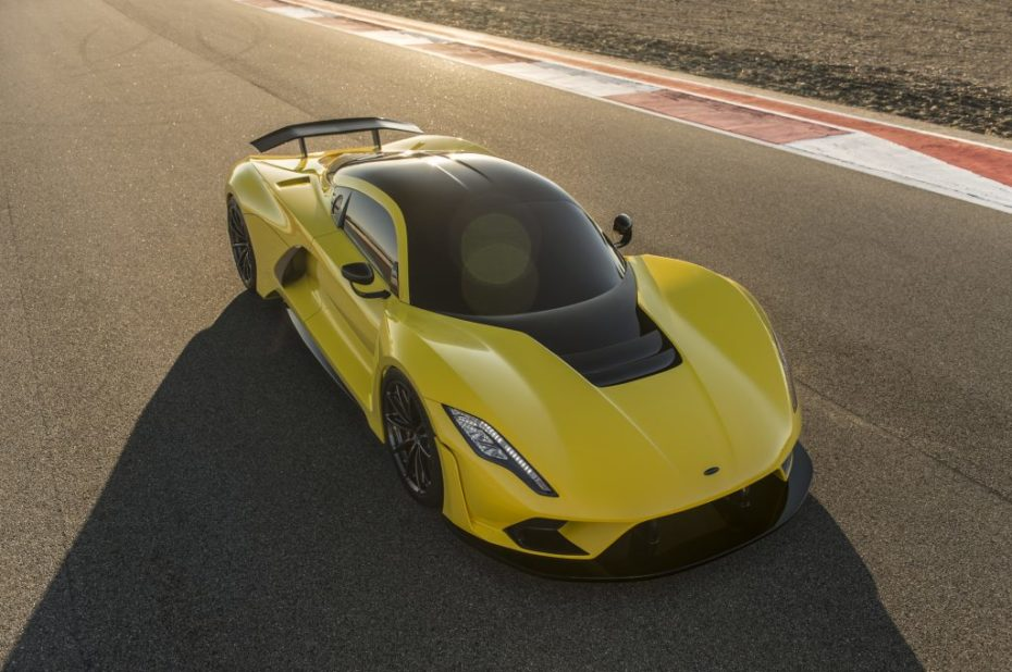 American Hypercar Hennessey Venom F5 is the Fastest Road car on Earth
