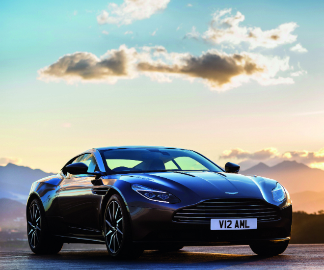 Aston Martin: More Than a Feeling