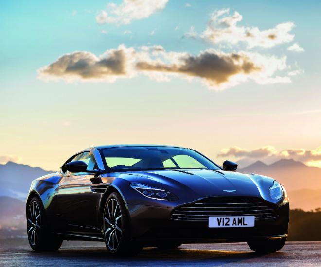 Aston Martin: More Than a Feeling