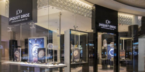 New Jaquet Droz Boutique Opens In Dubai Mall