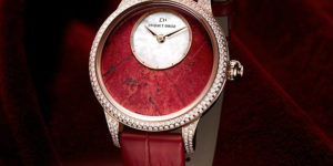 Celebrate Valentine's Day with Jaquet Droz's New Limited-Edition Timepiece