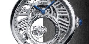 New Watch: SIHH 2018 Cartier Rotonde Double Tourbillon Mystérieux Squelette