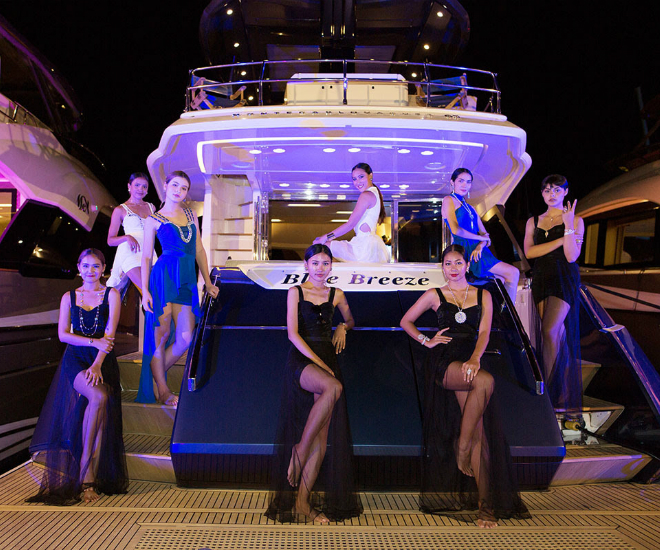 Simpson Marine and Brands Celebrate Success at Phuket Rendezvous 2018