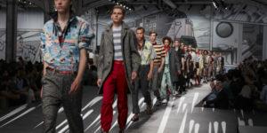 Prada Spring Summer 2018 Fashion Show Parade