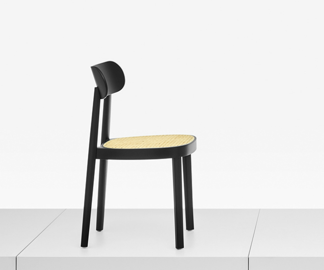 Thonet Presents New 118 Chair