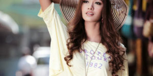 World's First: Top Supermodel May Myat Noe's career to be backed by Jetcoin