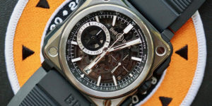 Wristwatch Review: Bell & Ross BR-X1 Black Titanium