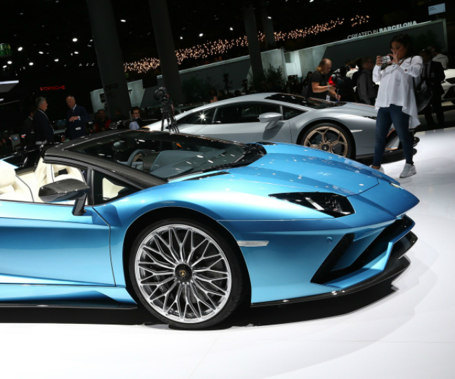 New Supercars: Lamborghini Supercars Will Soon Go Hybrid