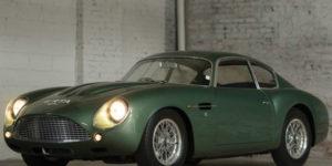 The 1962 Aston Martin DB4GT Zagato