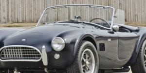 1963 Shelby 289 Cobra in Midnight Blue