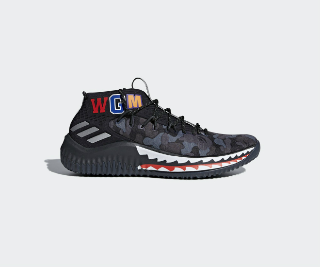 adidas Originals by Bape X Damian Lillard 4 | Image courtesy of Imagem  Sneakers