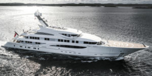 Lürssen Areti: A Yachtsman's Yacht