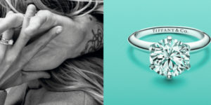 Tiffany & Co. Celebrates the Power of Love in New Campaign
