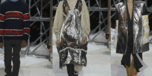 Calvin Klein 205W39NYC: Raf Simons Presented His Fall 2018 Collection