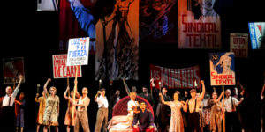 Evita The Musical In Singapore
