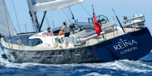 Oyster Yachts in Liquidation