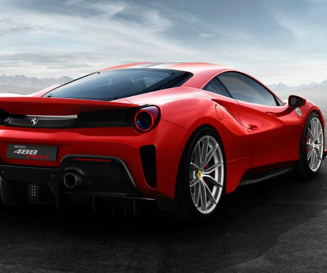 2016 Ferrari 488 Gtb Transmission: Ferrari 488 Pista: Brings Impeccable Performance Back On