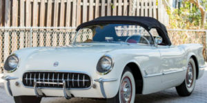 A 1953 Chevrolet Corvette to keep an eye on