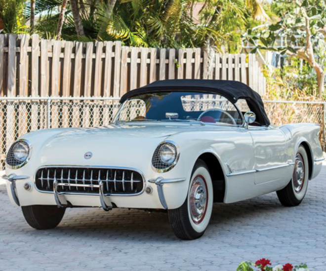 A 1953 Chevrolet Corvette To Keep An Eye On