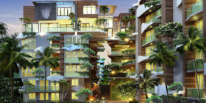 The Emerald Central Condominium in Southern Phuket