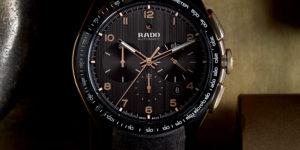 Baselworld 2018 Rado HyperChrome Bronze Chronograph