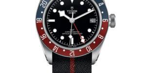Baselworld 2018 Tudor Black Bay GMT