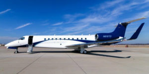 Private Jet: Experience the Legacy 650E