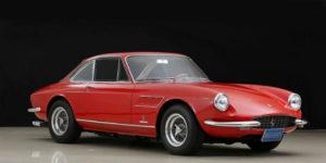 Classic Elegance: 1967 Ferrari 330 GTC