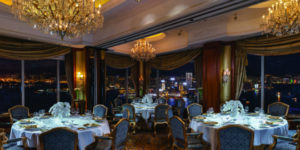 Memories of a Titanic Night at Shangri-La Hong Kong