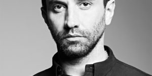 Riccardo Tisci becomes New Chief Creative Officer of Burberry in March 2018