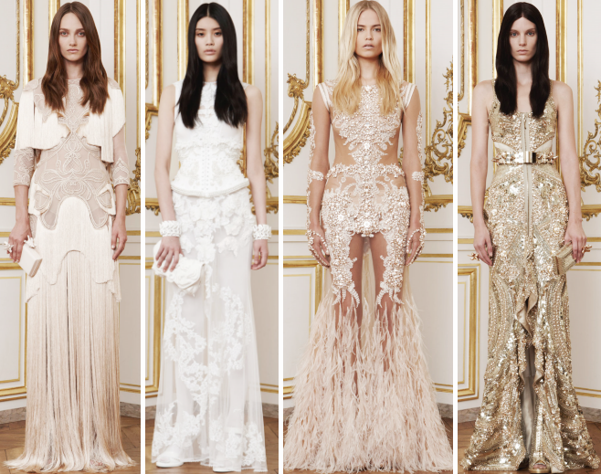 Givenchy under Tisci. SS 2014