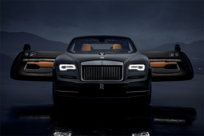 Rolls Royce Collection Cars Are Limited Edition Expressions Of  Ultra Luxurious, Bespoke Masterpieces From Goodwood, Conceptualised By The  Rolls Royce ...