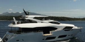 Sunseeker 95 Yacht Explores Philippines