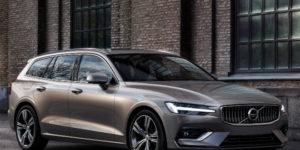 The New Volvo V60 Estate To Serve A More Premium Market