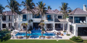 The Florida Mansion Owned by Tiger Woods' Former Wife is Up for Scoop