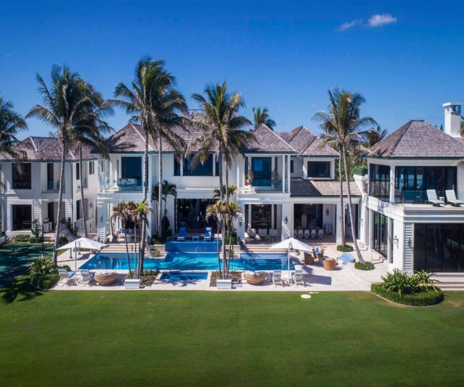 Pictures Of Beach Houses In Florida: The Florida Mansion Owned By Tiger Woods' Former Wife Is