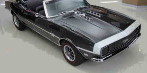 A Perfect Cruiser: 1968 Chevrolet Camaro Convertible