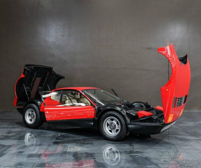 1975 Classic Ferrari 365 Gt4 Bb Luxuo