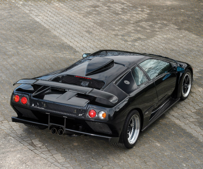 When The 1999 Diablo GT First Made A Debut During The Geneva Motor Show,  Lamborghini Fans Were Most Impressed By The Great Combination Of The  Modifications ...