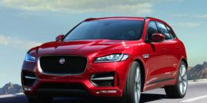 Jaguar F-Pace SVR Performance SUV