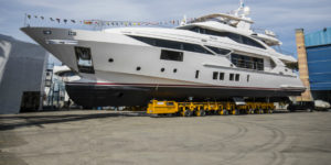Benetti Launched Two More Fast 125' Units