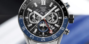 Baselworld 2018 TAG Heuer Carrera Chronograph GMT