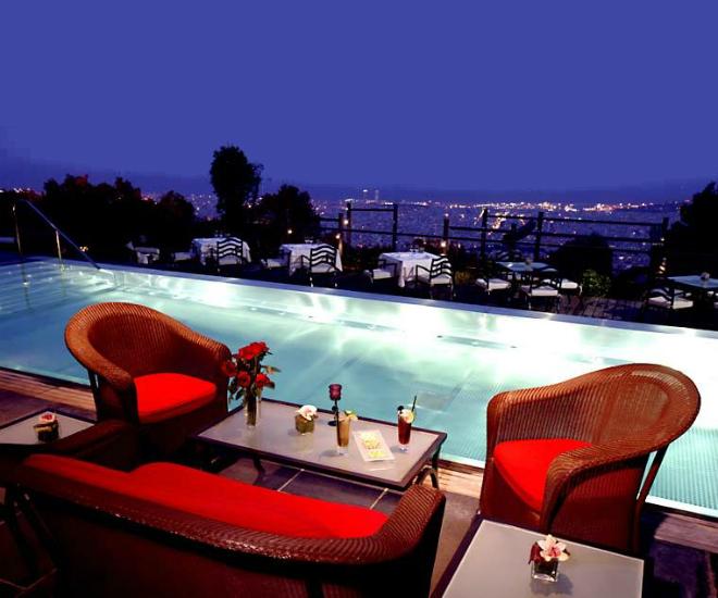 lux living gran hotel la florida in barcelona spain luxuo. Black Bedroom Furniture Sets. Home Design Ideas