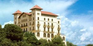 Lux Living: Gran Hotel La Florida in Barcelona, Spain