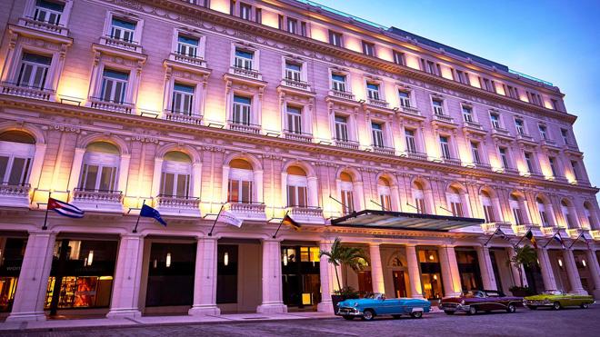Havana 39 s first 5 star hotel gran hotel manzana kempinski for 5 star cuban hotels