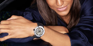 "Heptathlon Champion Nafissatou ""Nafi"" Thiam has just joined Richard Mille as Brand Ambassador"